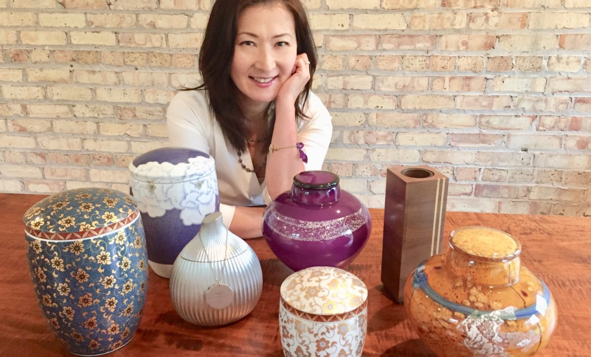 Curated Cremation Urns a Way of Life